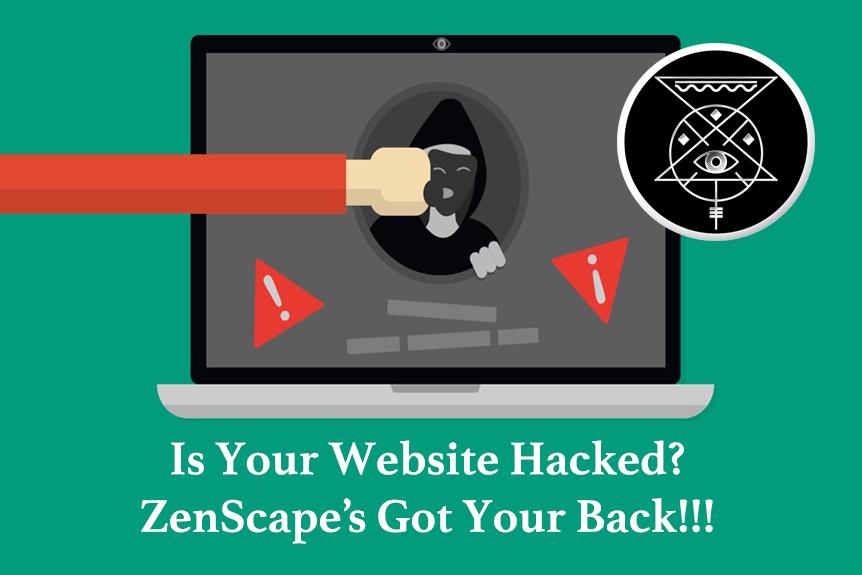 My Website Has Been Hacked