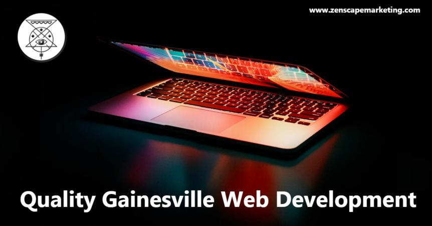 Quality Gainesville Web Development