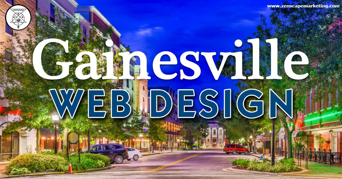 Website Design Gainesville FL