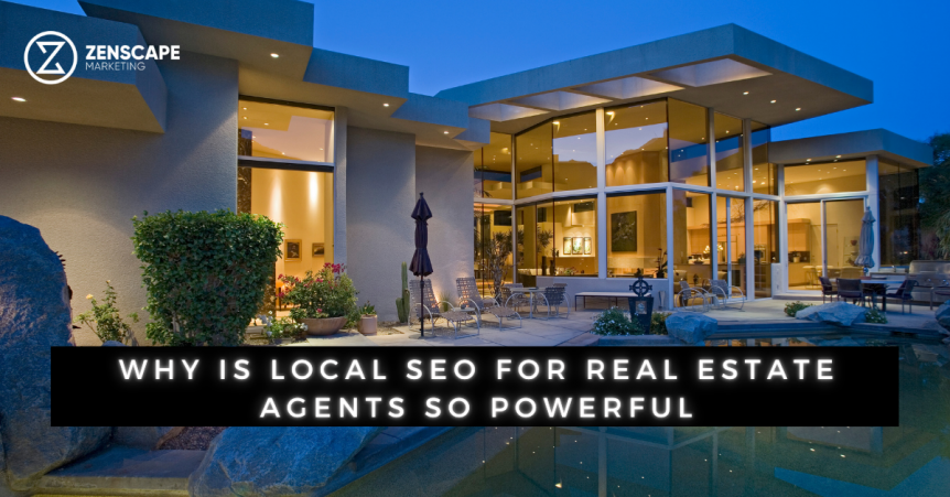 Local SEO for Real Estate