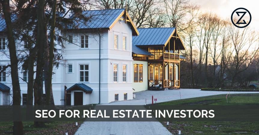 SEO for real estate investors