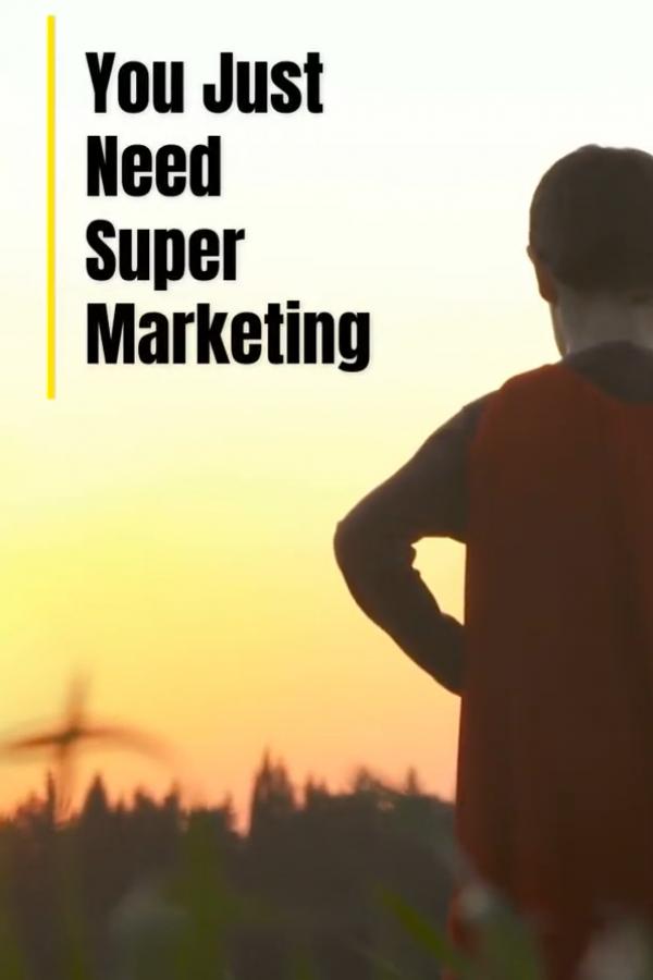 Digital Marketing Superheroes